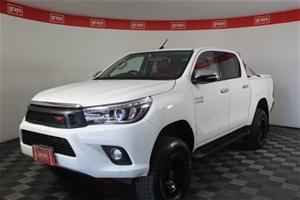 2016 Toyota Hilux SR5 (4x4) GUN126R Turb