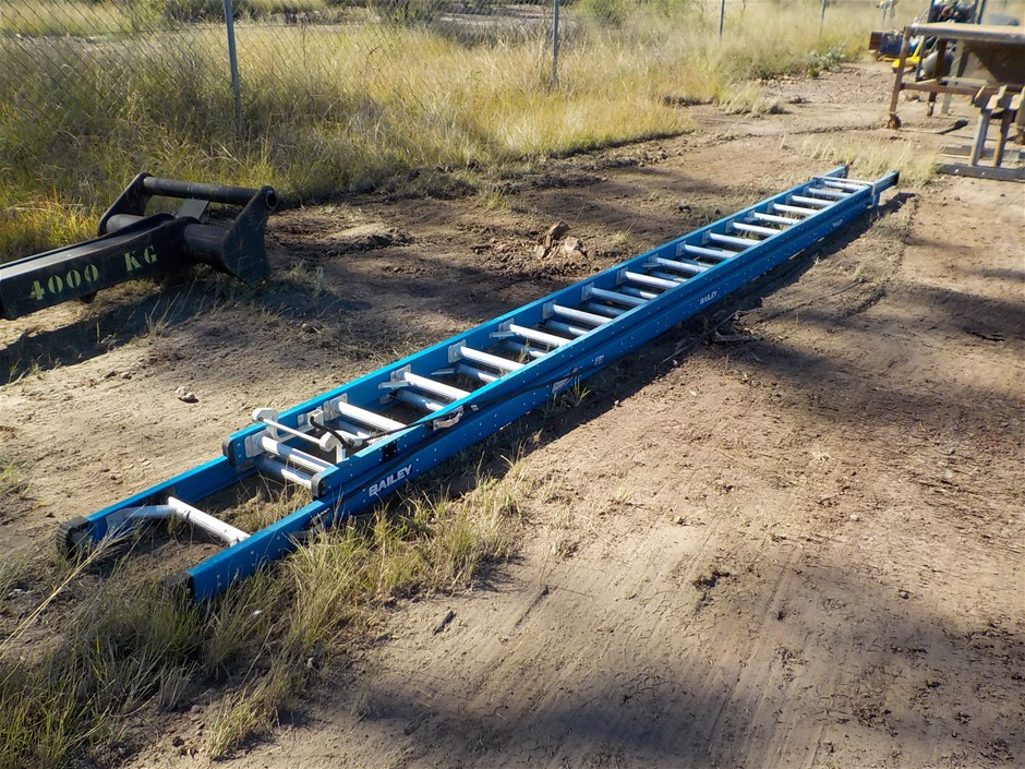 Extension Ladder, Bailey FS20411 Extention Ladder