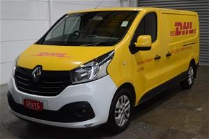 2017 Renault Trafic LWB L2H1 DCI 140 Tur