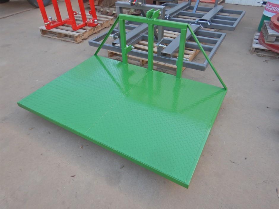 JCK Engineering Tractor Platform (Renmark, SA)