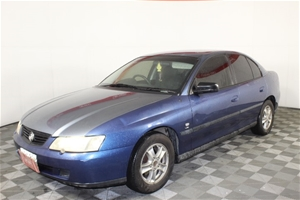 2003 Holden Commodore Executive VY Autom