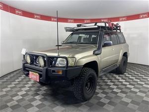 2004 Nissan Patrol ST (4x4) GU II Turbo