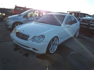 2003 Mercedes Benz C180 Kompressor Class