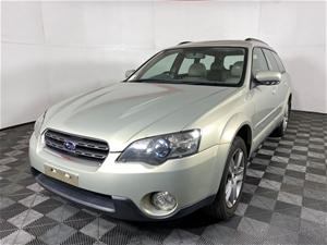 2004 Subaru Outback 3.0R B4A Automatic W