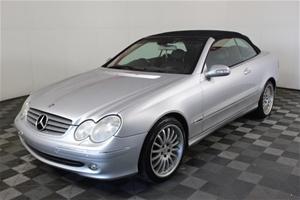 2003 Mercedes Benz CLK 320 Avantgarde A2