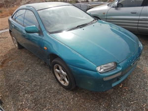 1995 Mazda 323M Astina Automatic Sedan (