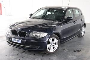 2007 BMW 1 18i E87 Automatic Hatchback