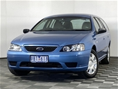 Unreserved 2006 Ford Falcon XT (LPG) BF Automatic Wagon