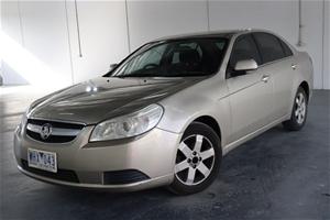 2008 Holden Epica CDX EP Automatic Sedan