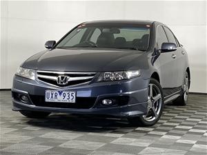 2007 Honda Accord Euro Luxury 7th Gen Au