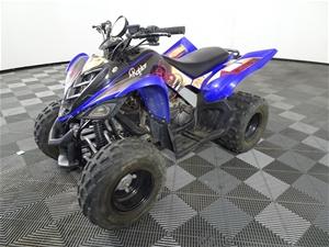 Yamaha Raptor 2 seater Quad Bike