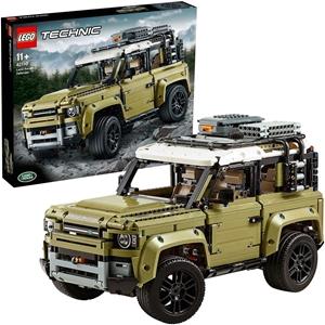 LEGO Technic Land Rover Defender 42110 B