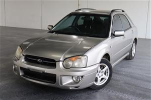 2004 Subaru Impreza GX (AWD) G2 Automati