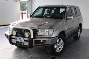 2003 Toyota Landcruiser Sahara (4x4) HDJ