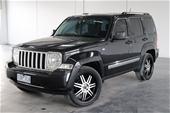 2009 Jeep Cherokee Limited (4x4) KK Turbo Diesel