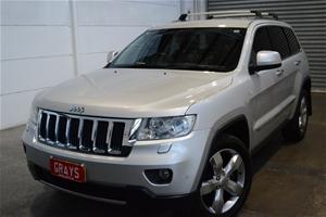 2012 Jeep Grand Cherokee Limited (4x4) W