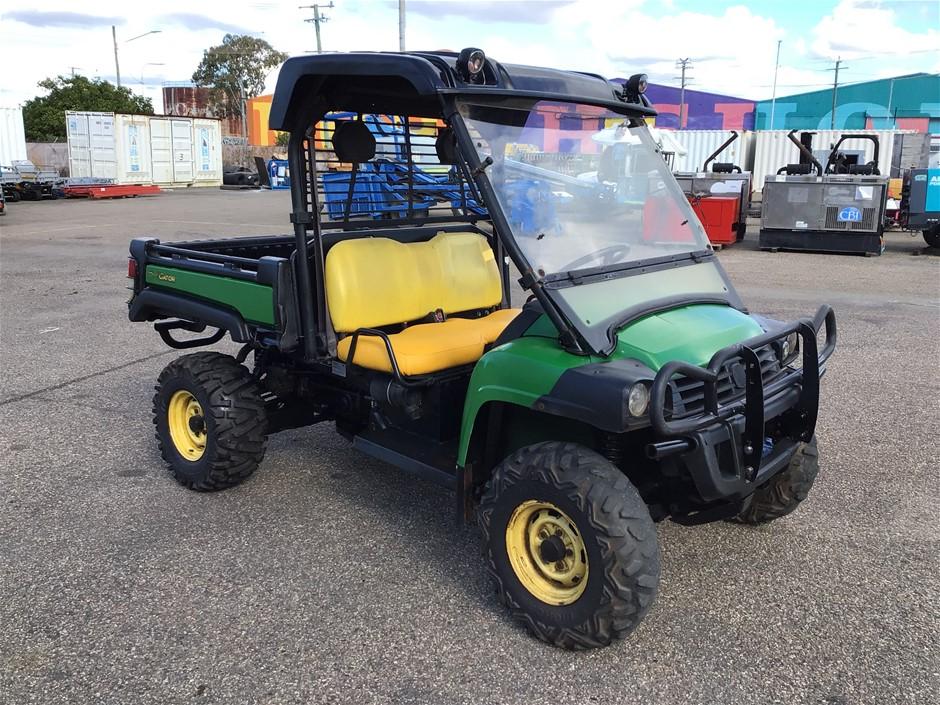 2011 John Deere Gator 4WD ATV