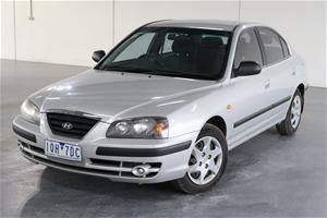 2004 Hyundai Elantra 2.0 HVT XD Automati