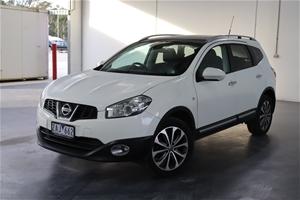 2012 Nissan Dualis +2 Ti (4x4) J10 II CV