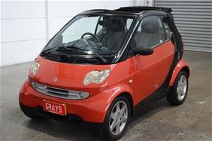 2004 Smart FORTWO CABRIO A450 Semi autom