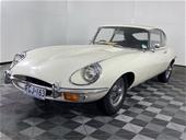 SA Classic Cars Jaguar E type Manual Coupe