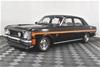 1969 Ford XW Falcon GT Tribute - 351ci V8 5spd Tremec, 9 inch Hawaiian Trim