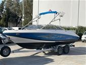 Circa 2011 Regal 2100 Bowrider Boat, 5.0L Volvo Penta