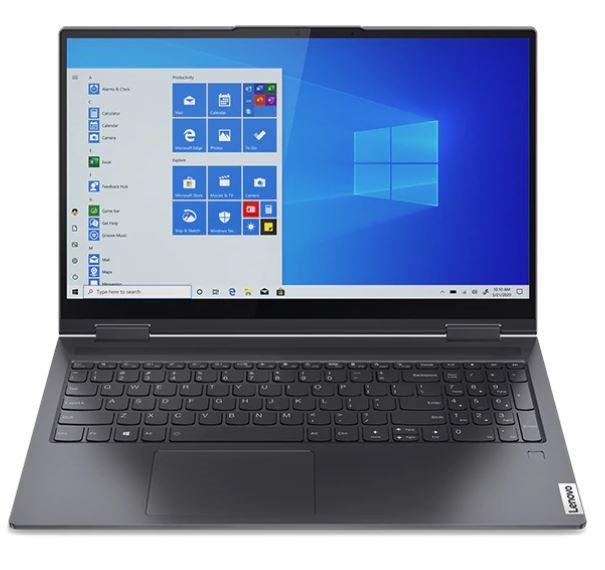 Lenovo Yoga 7i 15-ITL5 15.6-inch Notebook, Grey