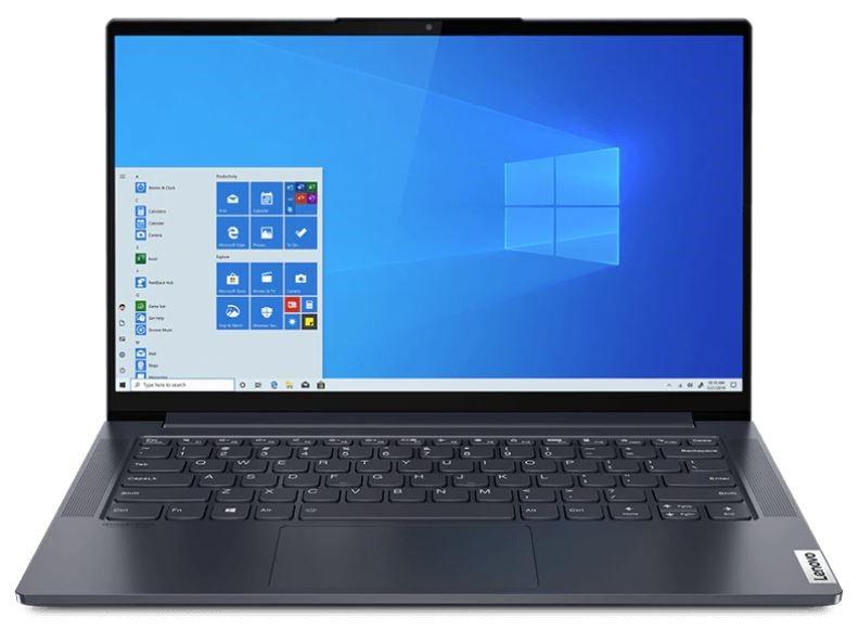 Lenovo Yoga Slim7 14 ITL05 14-inch Notebook, Grey Fabric