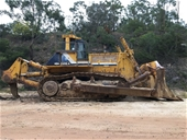 Major Event: Bull Dozers & Excavators