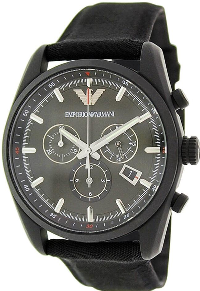 New Emporio Armani Sport Chronograph Men's Watch.
