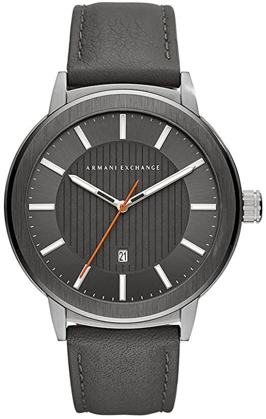 Sleek new Armani Exchange Sunray Dial Men's Watch