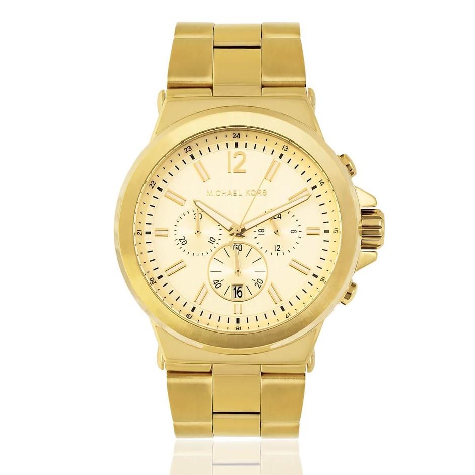 Michael Kors JetSet Chronograph Men's Watch