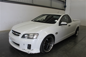 2008 Holden VE Commodore Omega Automatic
