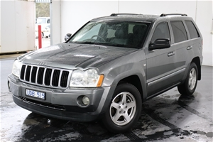 2006 Jeep Grand Cherokee Limited (4x4) W
