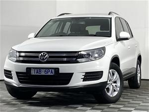 2013 Volkswagen Tiguan 118 TSI (4x2) 5N
