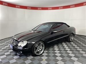2004 Mercedes Benz CLK500 Avantgarde A20