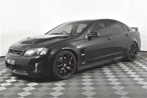 2007 HSV VE Clubsport R8 (Supercharged)