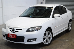 2007 Mazda 3 SP23 BK Manual Sedan