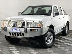 2006 Nissan Navara ST-R (4x4) D22 Turbo