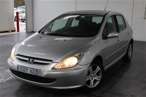 2004 Peugeot 307 XSE Automatic Hatchback