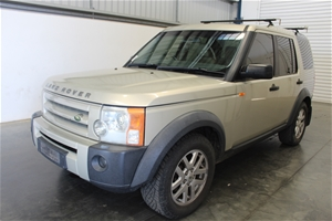 2008 Land Rover Discovery 3 SE Series II