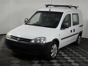 2008 Holden Combo XC Manual Van
