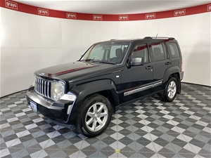 2009 Jeep Cherokee Limited (4x4) KK Auto