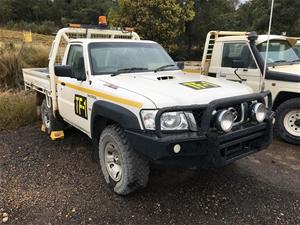 Nissan Patrol 4 X 4 Utility