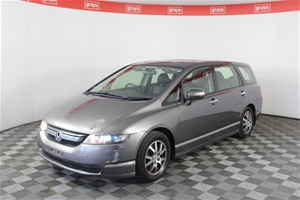 2008 Honda Odyssey Luxury Automatic 7 Se
