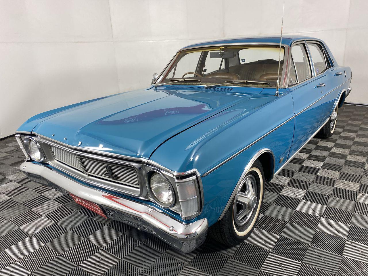 1969 Ford Fairmont Automatic Sedan