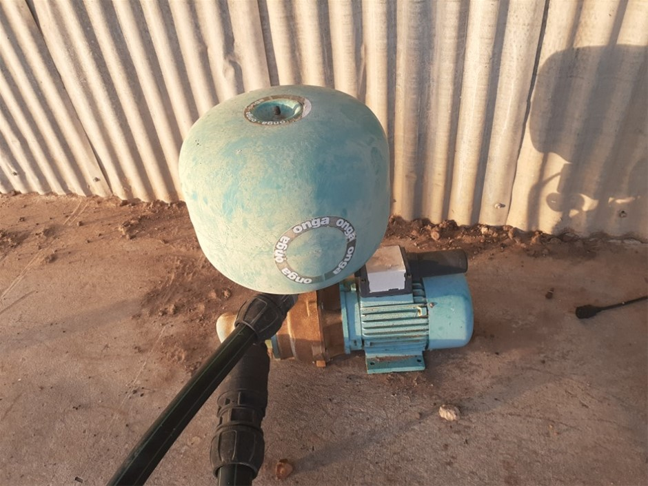 Dam Water Pump