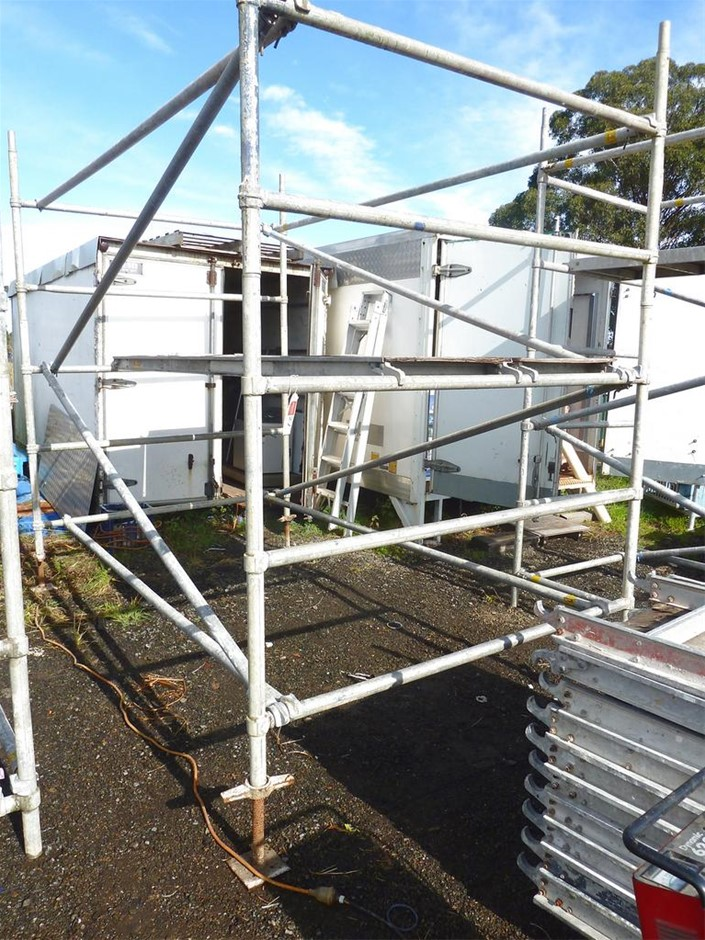 Instant style Scaffold