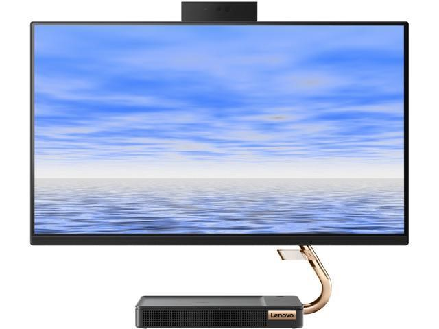 Lenovo IdeaCentre A540-24ICB 23.8-inch All-in-One PC, Black